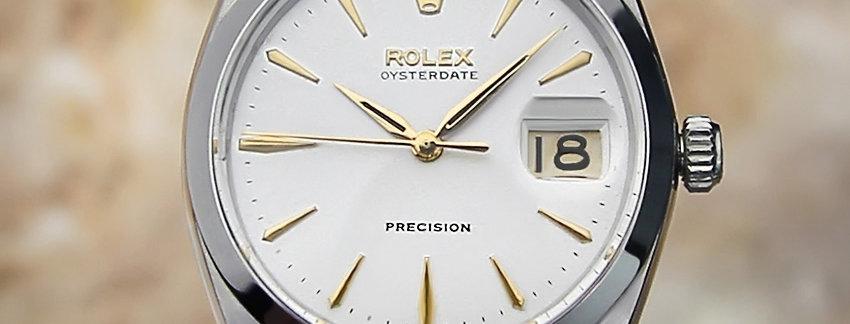 Rolex Oyster 6694  Men's Watch