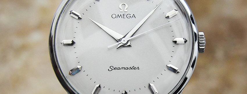 Omega Seamaster 14772-61 Vintage Watch