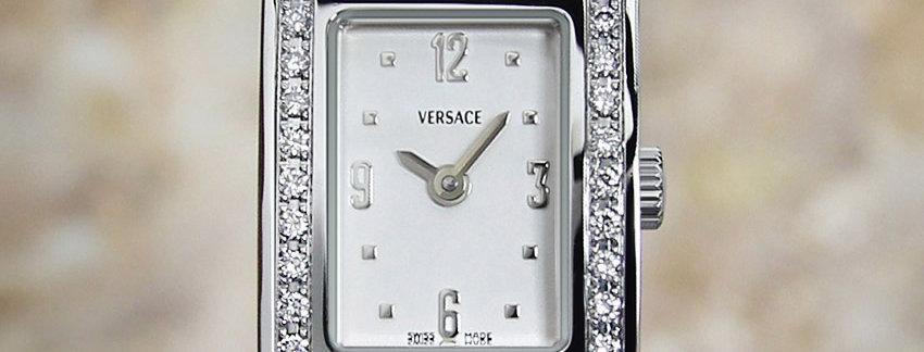 Versace ASQ99 Swiss c2008 Luxury Watch - Women's Watch