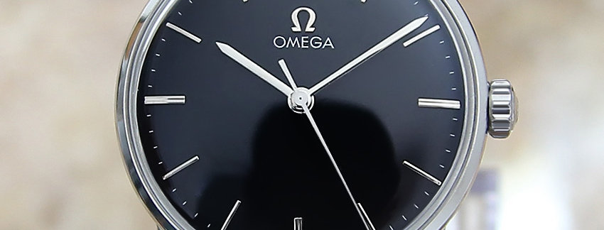 Omega Seamaster 131.013 Vintage Men's Watch