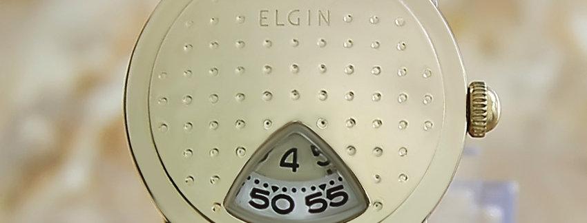 1955 Elgin Golf Ball Digital Direct Read  Men's Watch