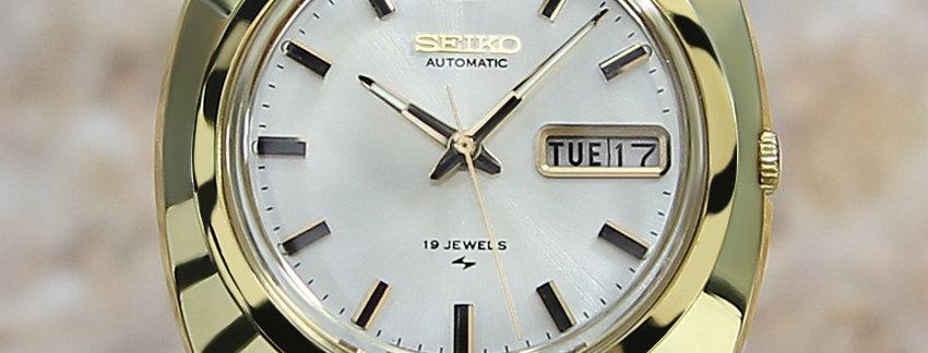 1970's Seiko Automatic Watch