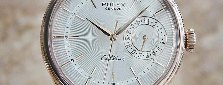 Rolex Cellini Everose 50515 Men's Watch