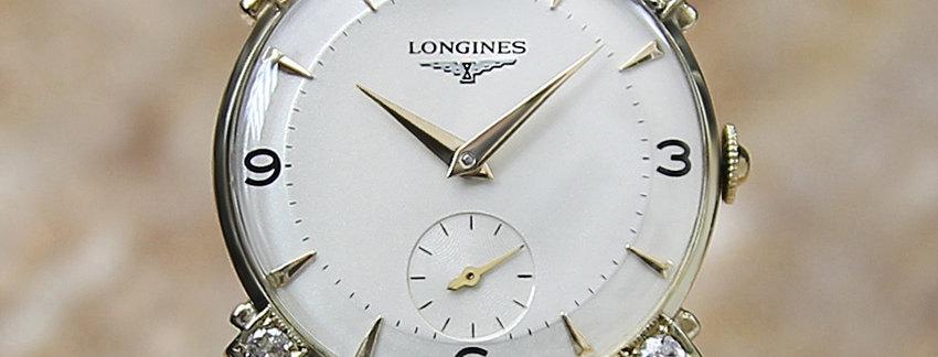 Longines Diamonds Watch for Men