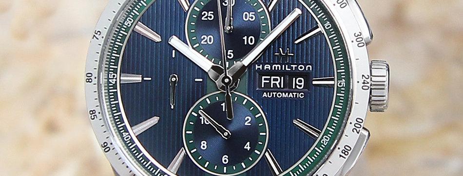 Hamilton H435160 Men's Chronograph Watch