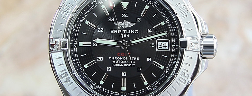 Breitling Colt 41 Ref A17380 Watches on Sale