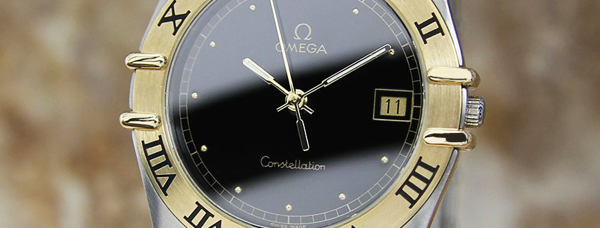 Excellent Condition Omega Constellation Watch