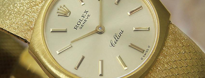 Rolex Cellini 3800  Lady's Watch