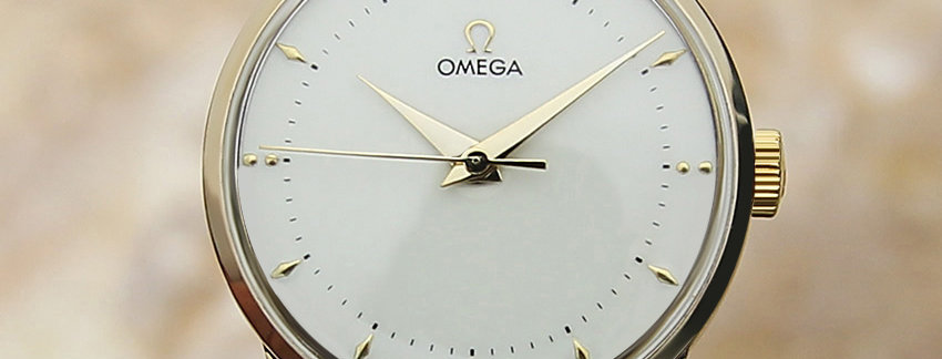 Omega Manual 2513-7 Watch for Men