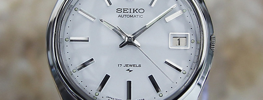 1976 Seiko 7005-8022 Automatic Watch