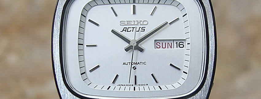 Seiko Actus 6309 508B watches for sale