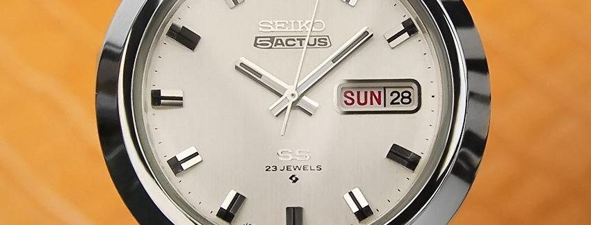 Seiko 5 Actus Watch for Men