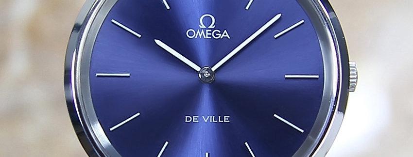 Omega DeVille Watch for Men