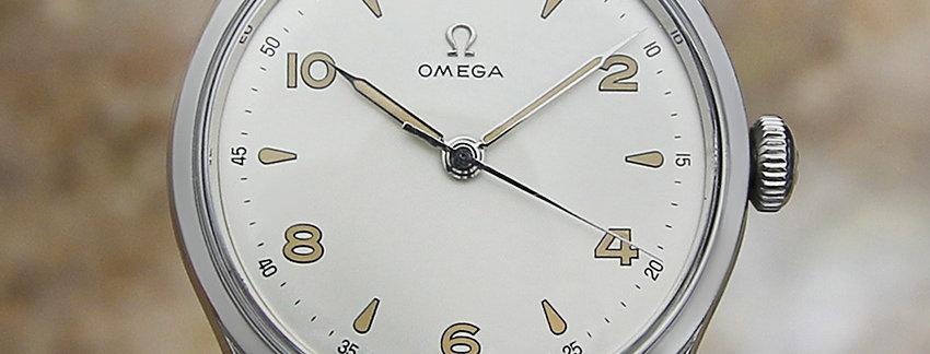 Omega 2640-1 Vintage Watch