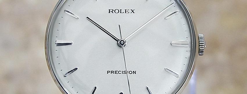Rolex Precision 9829 Men's Watch