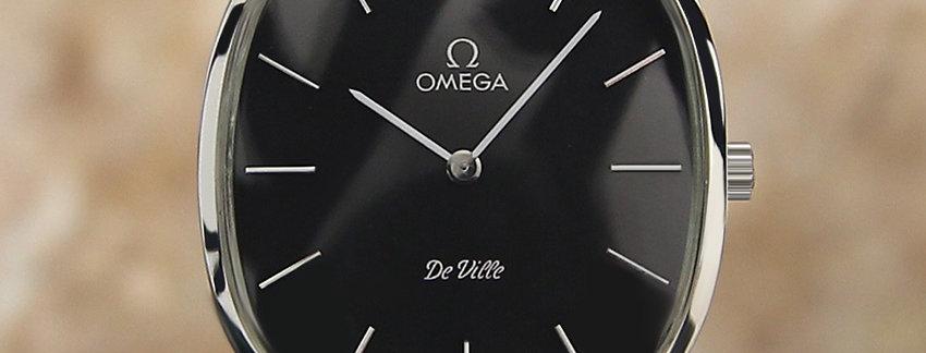 Omega DeVille 111 0148 Men's Watch
