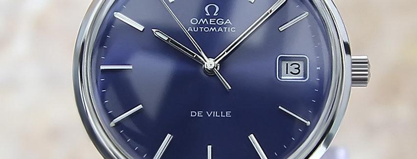 Omega De Ville Automatic Watch