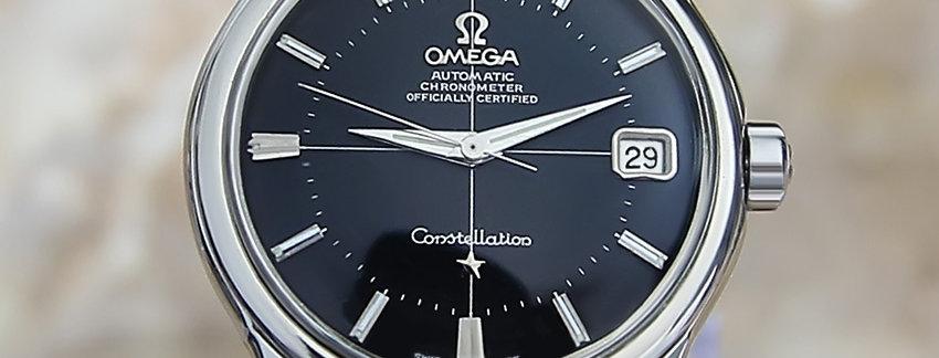 Omega Constellation Piepan 14393 61 SC  Men's Watch