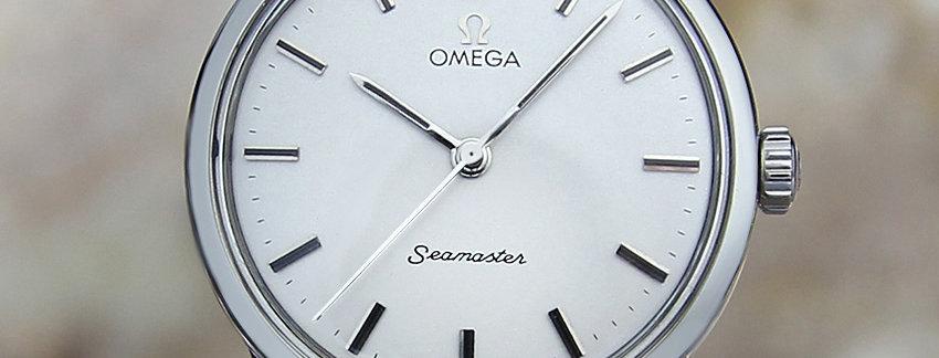 1960's Omega Seamaster 135 006-63 Watch