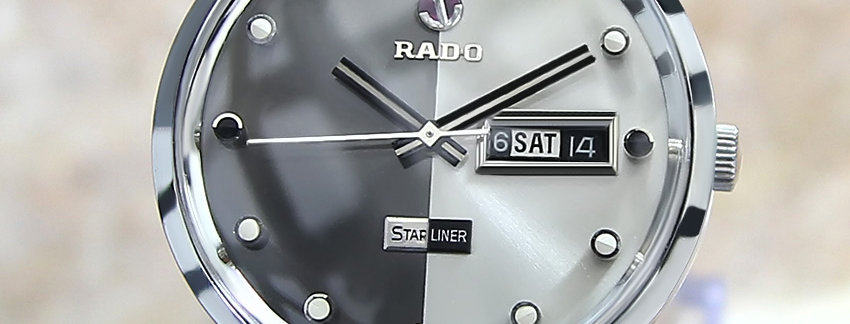 Rado Starliner Daymaster Watch for Men