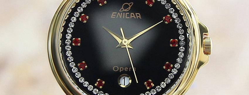 Enicar Exquisite Swiss Made 1990s  Unisex  Luxury watch