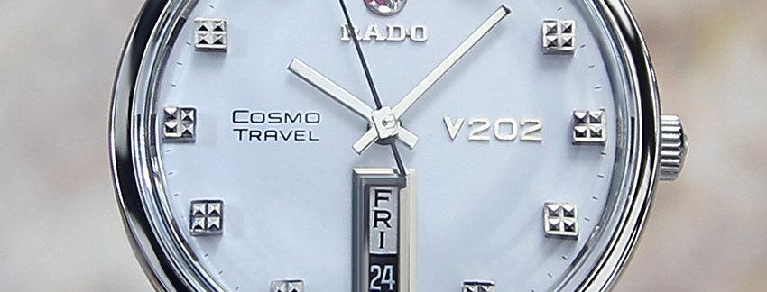 Rado Cosmo Travel V202 Men's Watch