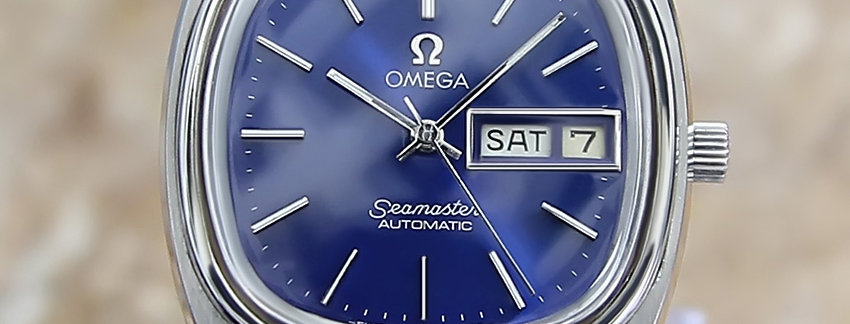 Omega Seamaster 36mm Men's Watch
