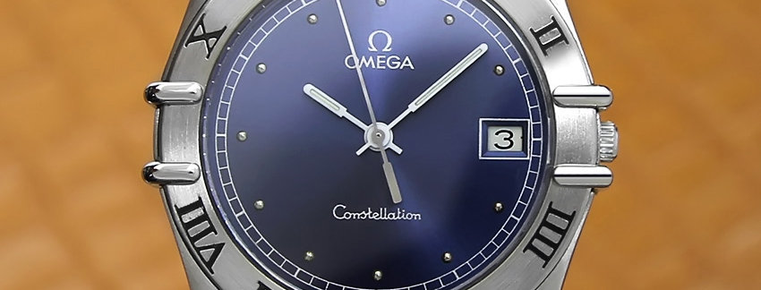 Omega Constellation Watch for Men