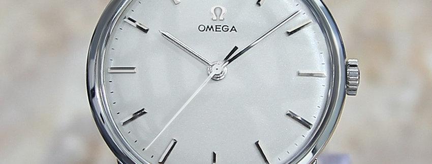 Omega Vintage Cal 285 Manual Rare 35mm Mens c1960 Watch