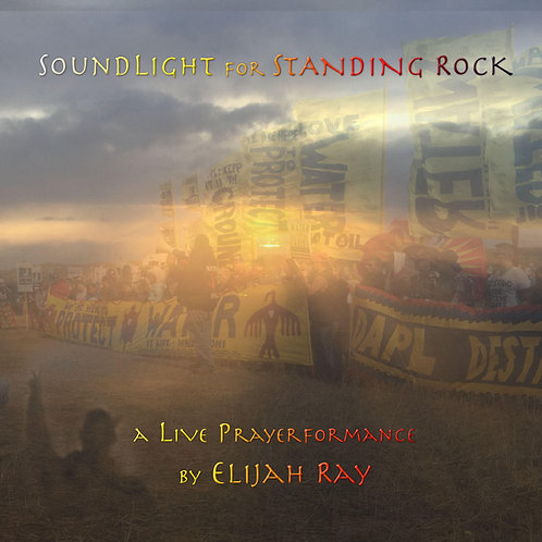 Soundlight For Standing Rock