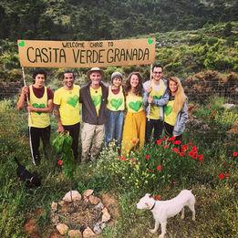 Casita Verde Granada is open
