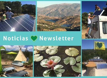 Casita Verde News - Summer 2020