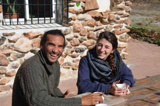 Casita Verde Granada team