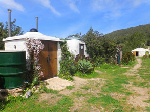 The composting toilets