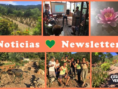 Casita Verde News - May 2020