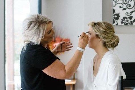 Eye Makeup Application Only - Studio