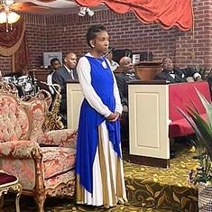 Bishop's Granddaughter Porsha