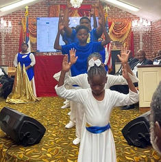 Young Dancers Minister a Blessing to Bishop