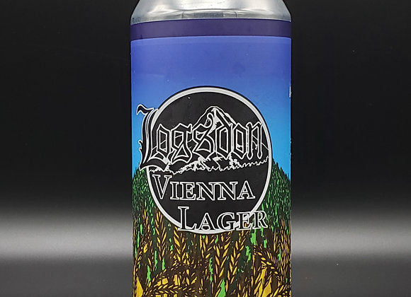 16oz Can Vienna Lager