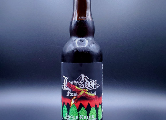 375ml bottle Eagle Kriek
