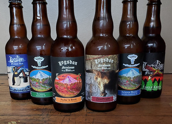 Specialty 6 pack