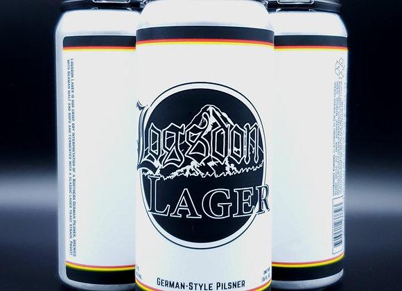 4-Pack Logsdon Lager
