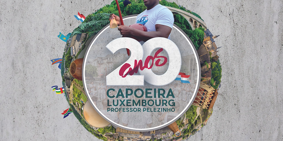 20 ans Capoeira Luxembourg