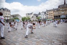 Batizado Abadá Capoeira Luxembourg 2018