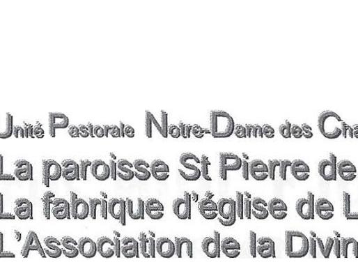 Eglise ouverte -à l'église St Pierre de LINCENT avec récital de la P-Ass chorale