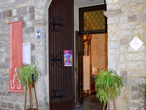 Annulation week-end Églises ouvertes - Lincent