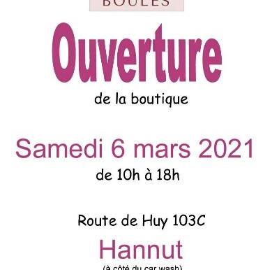 Invitation gratuite: Ouverture Chiques and Boules