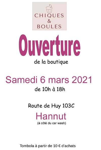 Chiques & Boules Hannut