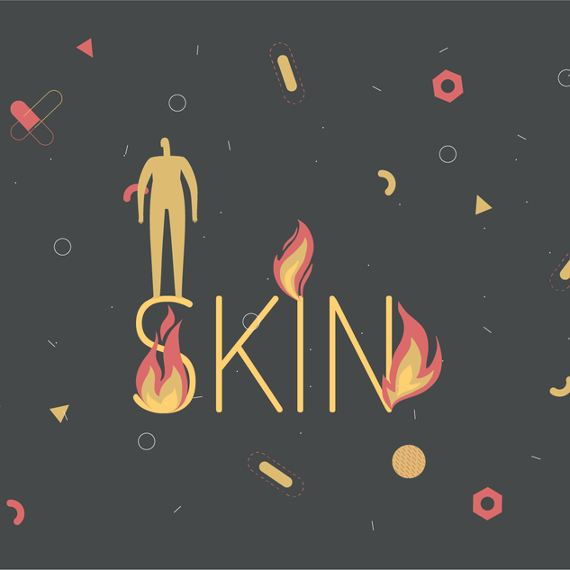 Or give ourselves features like unburnable skin?