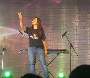 ASEAN Festival of Disabled Artistes 2014 (Myanmar) - Lily Song-Signing.jpg
